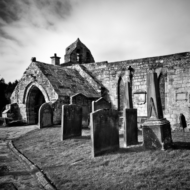 architectural photography felton church black and white D800 24mm PC lens