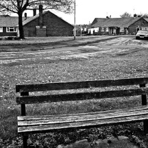Northumberland UK bench chevaugeon