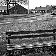 Northumberland UK bench chevaugeon