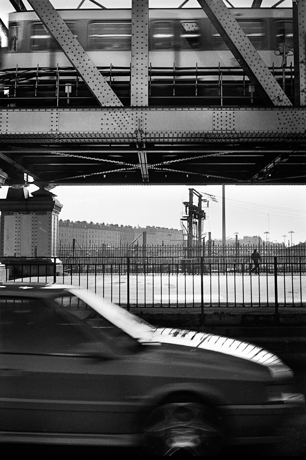 On the move. Paris au Nord de la Gare du Nord ou de l'Est ?