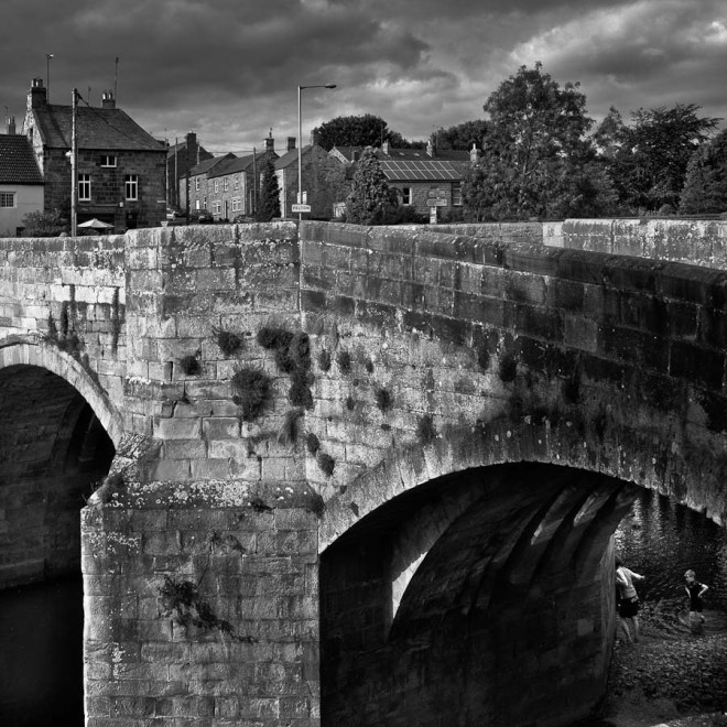 Down by the River Coquet